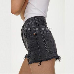 Levi's 501 Premium Cutoff Shorts